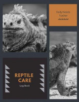 Omslag - Reptile Care Log Book