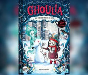 Ghoulia and the Ghost with No Name av Barbara Cantini (Lydbok-CD)