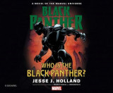 Omslag - Who Is the Black Panther?