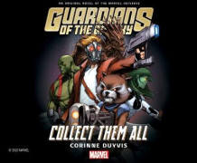 Guardians of the Galaxy av Corinne Duyvis (Lydbok-CD)