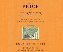 The Price of Justice av Ronald Goldfarb (Lydbok-CD)