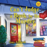 Omslag - Can't Judge a Book by Its Murder