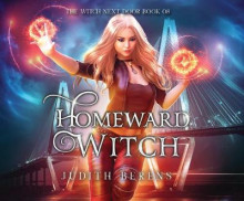Homeward Witch av Judith Berens og Martha Carr (Lydbok-CD)