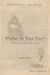 Whither the Black Press? av Wilson (Heftet)