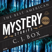The Best American Mystery Stories 2020 av C J Box (Lydbok-CD)
