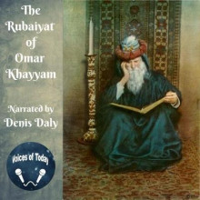 The Rubaiyat of Omar Khayyam av Omar Khayyam (Lydbok-CD)