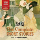 Omslag - The Complete Short Stories of Saki (H. H. Munro)