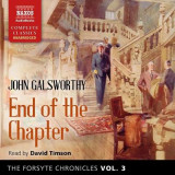 Omslag - The Forsyte Chronicles, Vol. 3 End of the Chapter