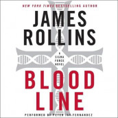 Bloodline av James Rollins (Lydbok-CD)