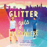 Omslag - Glitter Gets Everywhere