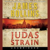 The Judas Strain av James Rollins (Lydbok-CD)