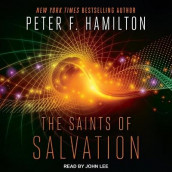 The Saints of Salvation av Peter F Hamilton (Lydbok-CD)
