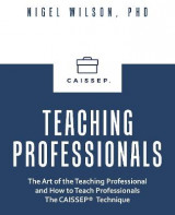 Omslag - Teaching Professionals