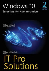 Omslag - Windows 10, Essentials for Administration, 2nd Edition