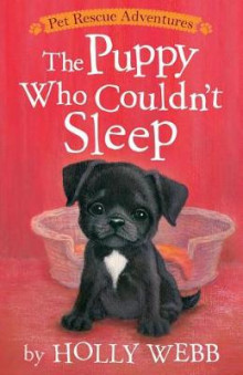 The Puppy Who Couldn't Sleep av Holly Webb (Innbundet)