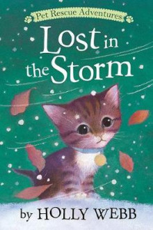 Lost in the Storm av Holly Webb (Heftet)