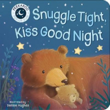 Snuggle Tight, Kiss Goodnight av Danielle McLean (Kartonert)