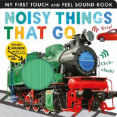 Noisy Things That Go av Libby Walden (Kartonert)
