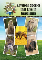 Keystone Species That Live in Grasslands av Bonnie Hinman (Innbundet)