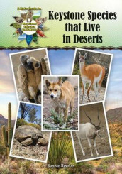 Keystone Species That Live in Deserts av Bonnie Hinman (Innbundet)