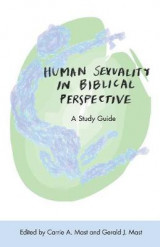 Omslag - Human Sexuality in Biblical Perspective