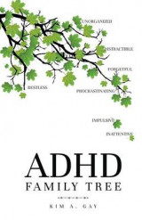 Omslag - ADHD Family Tree