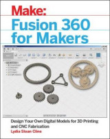Omslag - Fusion 360 for Makers