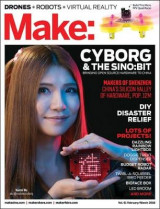 Omslag - Make: Volume 61