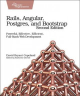 Omslag - Rails, Angular, Postgres and Bootstrap, 2e