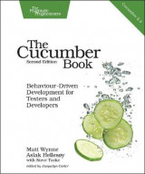 Omslag - The Cucumber Book