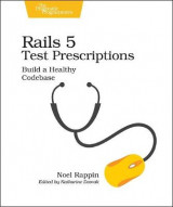 Omslag - Rails 5 Test Prescriptions