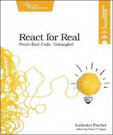 Omslag - React for Real
