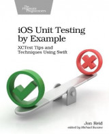 Omslag - iOS Unit Testing by Example