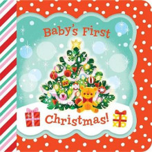 Baby's First Christmas av Minnie Birdsong (Kartonert)