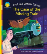 Omslag - The Case of the Missing Train