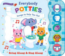 Everybody Potties av Minnie Birdsong (Kartonert)