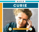 Omslag - Marie Curie