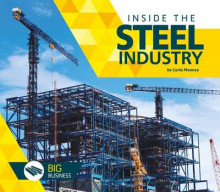 Inside the Steel Industry av Carla Mooney (Innbundet)