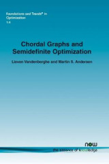 Omslag - Chordal Graphs and Semidefinite Optimization