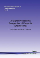 Omslag - A Signal Processing Perspective of Financial Engineering