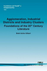 Omslag - Agglomeration, Industrial Districts and Industry Clusters