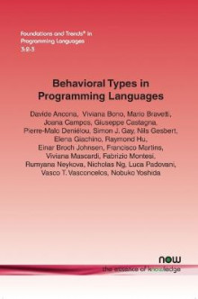Behavioral Types in Programming Languages av Davide Ancona og et al. (Heftet)