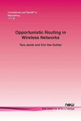 Omslag - Opportunistic Routing in Wireless Networks