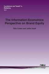 Omslag - The Information-Economics Perspective on Brand Equity
