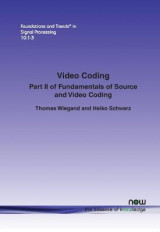 Omslag - Video Coding: Fundamentals of Source and Video Coding Part II