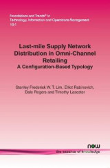 Omslag - Last-Mile Supply Network Distribution in Omni-Channel Retailing
