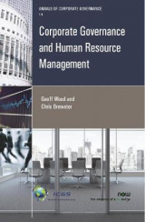 Omslag - Corporate Governance and Human Resource Management