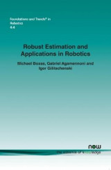 Omslag - Robust Estimation and Applications in Robotics