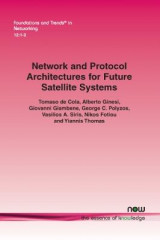 Omslag - Network and Protocol Architectures for Future Satellite Systems