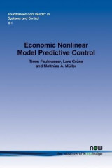 Omslag - Economic Nonlinear Model Predictive Control